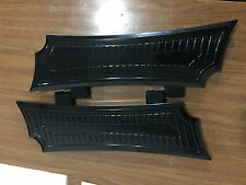 HARLEY DAVIDSON CUSTOM BILLET BAGGER FLOORBOARDS FLOOR BOARDS FOOT BOARDS
