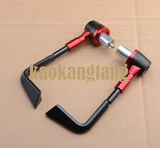 Red Brake clutch levers guard bar end for Honda 919 929 954 CBR900RR CBR600F