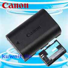 Genuine Original Canon LP-E6 Battery for Canon EOS 5DII.5DIII.7D.7DII.6D.60D 80D