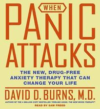 When Panic Attacks : The New, Drug-Free Anxiety Treatments That Can Change...