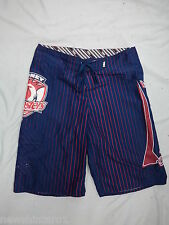 #FF2.   SYDNEY ROOSTERS  RUGBY LEAGUE  SHORTS