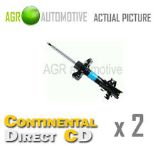 2 x CONTINENTAL DIRECT FRONT SHOCK ABSORBERS SHOCKERS STRUTS OE QUALITY GS3151FL