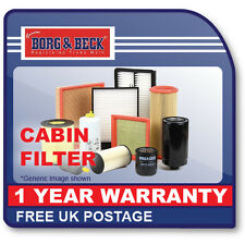 BFC1055 BORG & BECK CABIN AIR FILTER (Rover MG ZR, 25, 45, 200, 400)