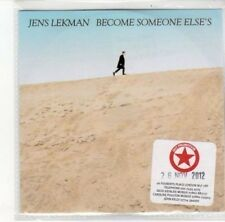 (DK152) Jens Lekman, Become Someone Else's - 2012 DJ CD