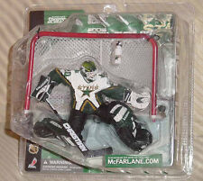 EDDIE BELFOUR DALLAS STARS SERIES 1 LOGO ON BOTTLE RARE