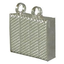 Silver Taweez Pendant,Spiritual Tabeez locket in Rectangular Shape