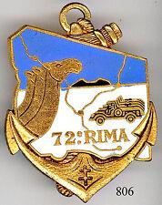 806 - SAHARA - 72e RIMa
