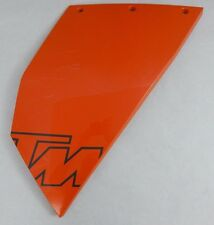 OEM KTM RC8 RC8 1190 RC 8  MOTORCYCLE Right SIDE COOLER FAIRING PANEL COVER USED