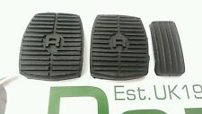 Land Rover Discovery 1 & 2, Clutch, Brake & Accelerator Pedal Covers Set, 575818