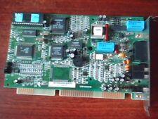 Modem ISA Card Archtek Lucent 3334BAV 3334AV VALV34EMF