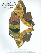 ▬► PUBLICITE ADVERTISING AD PUB FREE LANCE chaussures Freelance 2005