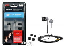 Sennheiser CX 180 Street II In-ear-canalphone Black/Grey+6 months Manufacturer