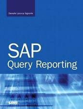 SAP Query Reporting by Danielle Larocca