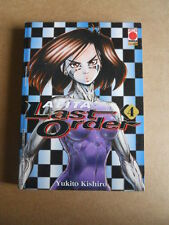 ALITA LAST ORDER Vol.4 - Alita Collection Planet Manga  [G370P]