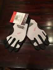 Lincoln K3231-XS Jessi Combs Women's Steel Worker Gloves - X-Small