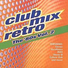 Club Mix Retro 80s 2, Various Artists, Good