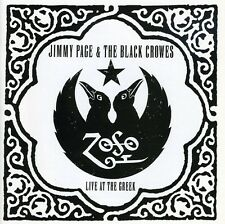 Jimmy Page & Black Crowes - Live At The Greek [CD New]