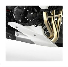 Triumph Motorcycles A9708345-NW Street Triple Crystal White Bellypan Kit