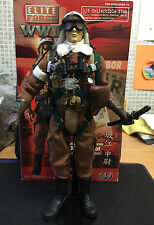 WWII ELITE FORCE JAPANESE NAVY PILOT PEARL HARBOUR 1/6 FIGURE SOLDIER DID DRAGON