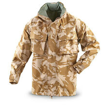 Genuine British Army Desert Camo Gortex Jacket, Size 170/112, New XL Short