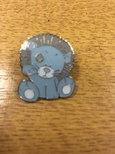 My Blue Nose Friends Sad Lion - Metal Pin Badge