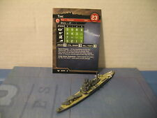 Axis and Allies War at Sea Base Set Tone 61/64