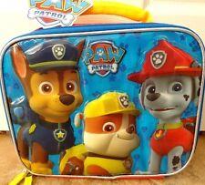 PAW PATROL Soft Lunch Box Bag Tote + Paw Patrol Tumbler 16 oz. NEW