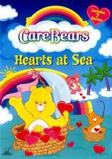 USED DVD  // CARE BEARS //  HEARTS AT SEA // 88 min  // 7 EPISODES //
