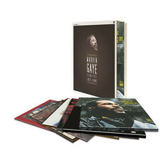 Marvin Gaye - Volume Three 1971-1981 (VINYL BOX SET Inklusive 7 LPs) NEU+OVP!