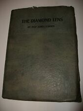 HAPPY HOUR LIBRARY ANTIQUE RARE The Diamond Lens Fitz James O'Brien