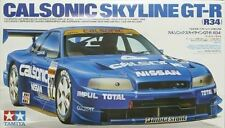 Tamiya 24219 1/24 Nissan Calsonic Skyline GT-R R34 from Japan Rare