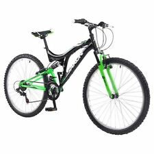 "Saxon Drift 26"" Dual Suspension  Gents Mountain Bike, 18"" Frame"