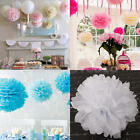 10 Pcs Paper Flower Balls Wedding Party Home Birthday Decor Hanging Decoration