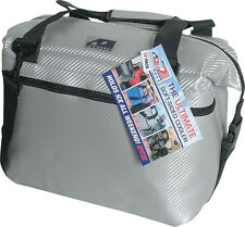 """AO COOLERS 24 PACK CARBON COOLER SILVER 17""""X10""""X12"""""""
