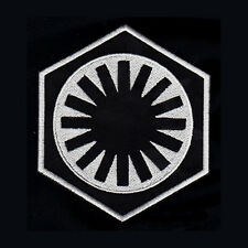 Star Wars First Order (White) Arm Patch