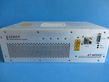 Seren AT3 Automatic Matching Network / RF  Power Supply p/n 9400150006
