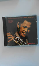 DEXTER GORDON QUARTET - BITING THE APPLE - CD