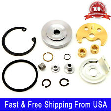 FOR Volvo S80 T6/XC 90 T6 Bi Turbo charger TD03-08G Repair Rebuild Service Kit