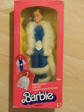 Vintage Superstar Barbie FABULOUS FUR