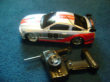 27 MHz  FORD MUSTANG R/C CAR with TRANSMITTER