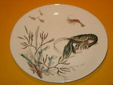 JOHNSON BROTHERS/BROS FISH OVAL PLATE  No.1,surface scratches (0.5/H22)