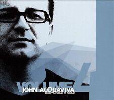 Acquaviva, John From Saturday to Sunday 4 CD