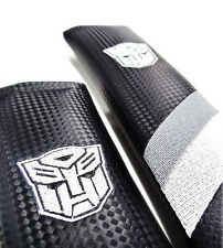 Transformers Autobot Embroidered Seat Belt Shoulder Pads Ford F150