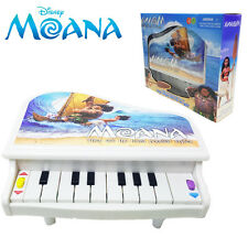 DISNEY MOANA KIDS CHILD ELECTRONIC PIANO KEYBOARD ORGAN EDUCATIONAL MUSICAL TOY