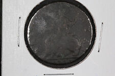 1737 Halfpenny Great Britain - Spink# 3717