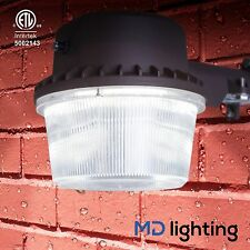 Outdoor LED Flood Light w/Dusk-to-Dawn Photocell - Weather-Proof 5-Year Warranty