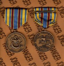 USN Navy China Relief Expeditionary Service Medal fullsized award