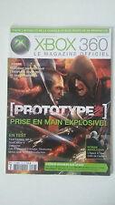 Magazine XBOX 360 N°77 - Février 2012 - PROTOTYPE 2 FINAL FANTASY CATHERINE