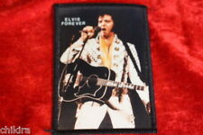 ELVIS PRESLEY - RARE ORIGINAL 70'S SEW ON PHOTO PATCH. NEVER USED