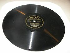 """Mills Brothers Meet Me Tonight in Dreamland / Can't You Hear 10"""" 78 Decca 23625"""